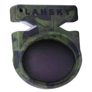 Lansky Quick Fix Taschenschärfer in olivgrün mit Tarnmuster